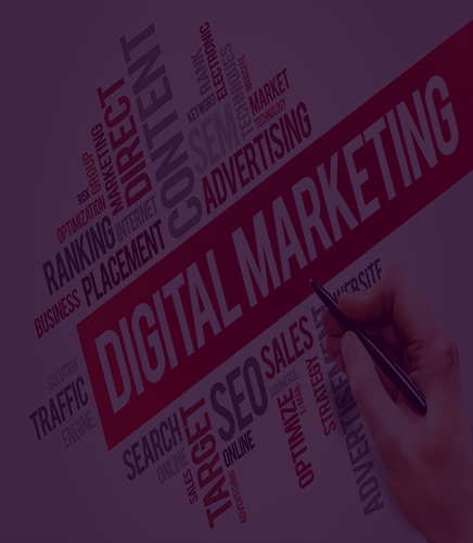 Infografia digital marketing